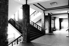 旧栃木県庁「昭和館」 階段