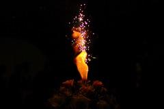 flower fireworks