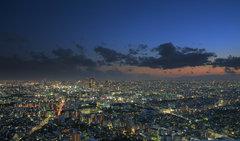 東京黄昏時 III