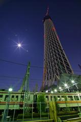 日本一になった夜 東京スカイツリー 338m