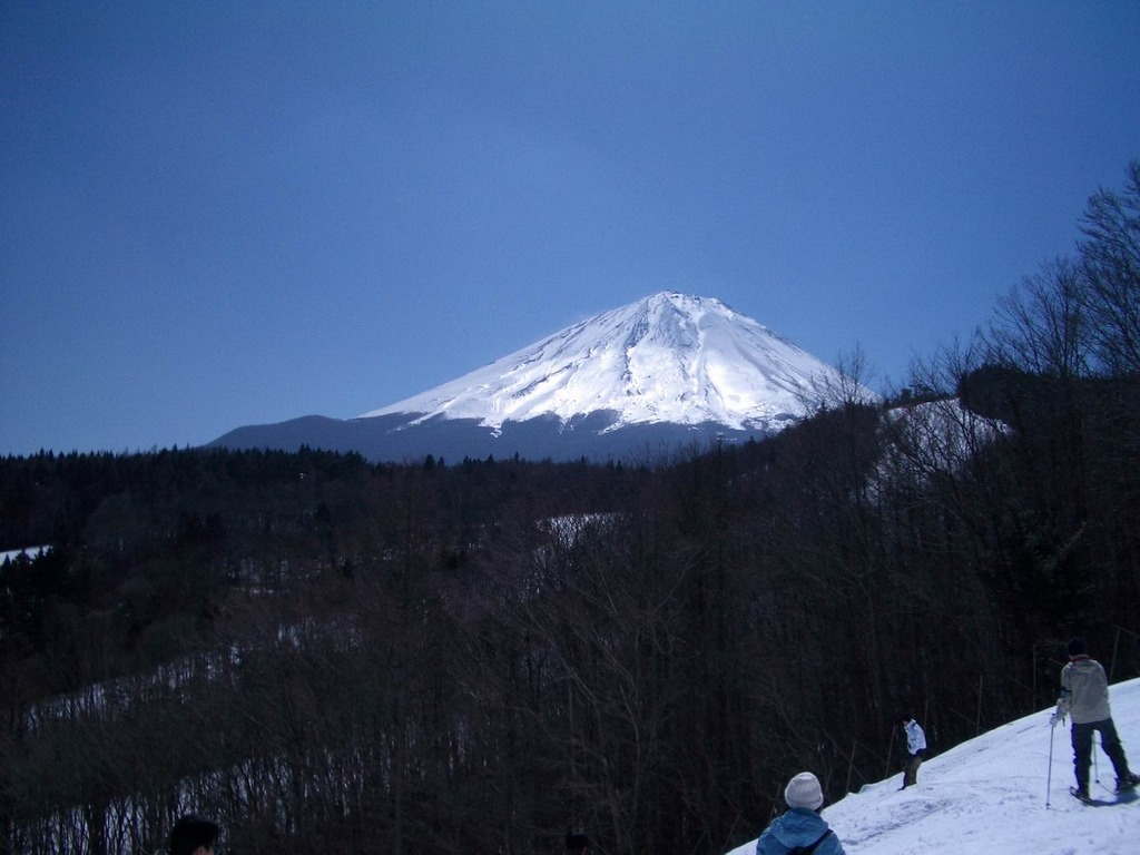 富士てんスノーリゾート