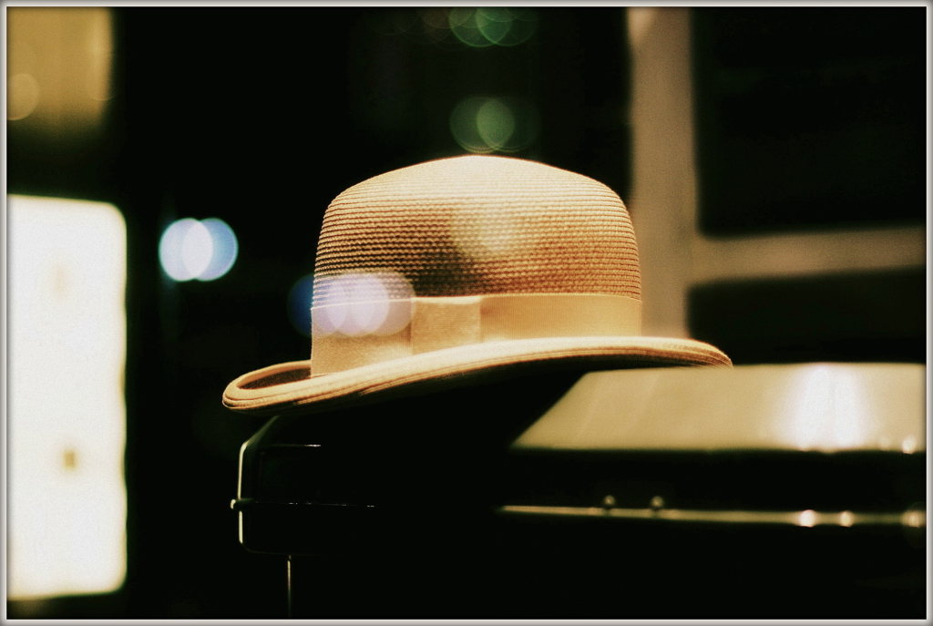 Full of hat