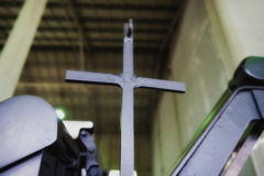 工場のキリスト。