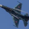 F-2機動飛行