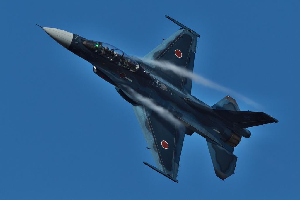 2012岐阜基地航空祭予行F-2