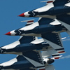2009浜松基地航空祭サンダーバーズ予行