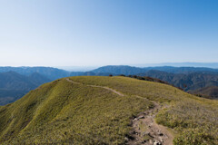 竜ヶ岳(三重)山頂付近03