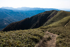 竜ヶ岳(三重)山頂付近09
