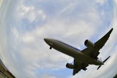 千里川飛行機2