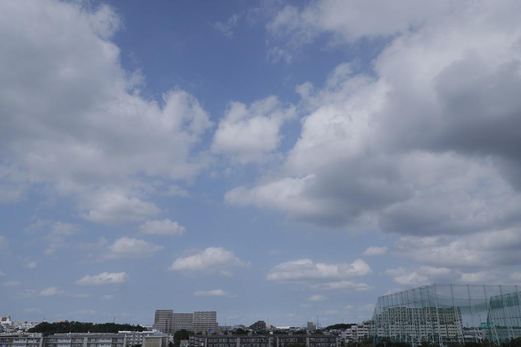 夏の空(昼)