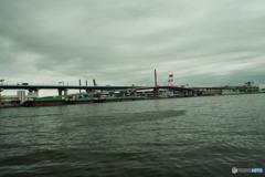神戸港界隈
