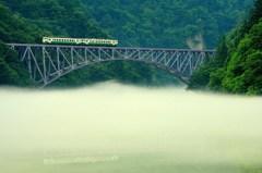 霧の波、そしてもうひとりのヨンマル。