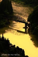 光る川 part2