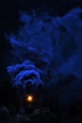 蒼煙、闇を支配す