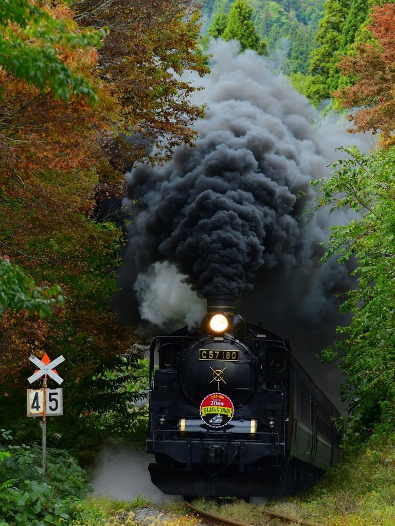 秋の深まりは、爆煙を呼ぶ part2