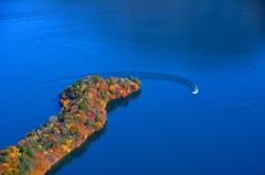 秋の大カーブ