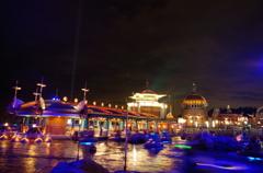 ポートディスカバリーの夜 アクアトピア