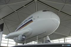 シンガポール航空 新型機(^O^)