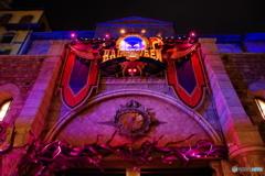 ディズニー・ハロウィン ザ・ヴィランズ・ワールドの門