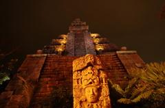 魔宮の夜景