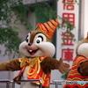 よさこいソーラン祭り パレード!!! チップとデールも(^O^)