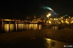 メディテレーニアンハーバーからの夜景 Ⅱ