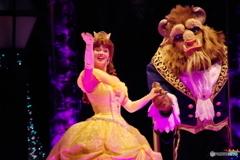 エレクトリカルパレード・ドリームライツ 美女と野獣
