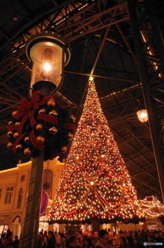 クリスマス・ファンタジー ツリー