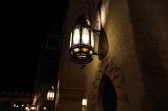 アラビアンコーストの夜 ランプ2