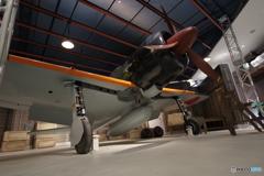 あいち航空ミュージアム 零式艦上戦闘機五二型甲