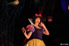 エレクトリカルパレード 白雪姫
