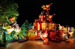 クリスマス・プレゼント グーフィーとマックス