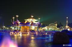 アクアトピア 夜景