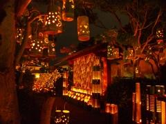 竹灯篭全景2