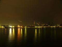 北九州工場夜景 八幡製鉄所