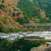 高山本線紅葉景色...Ⅱ