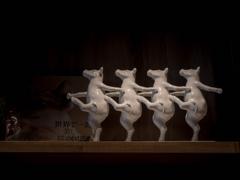 ♪♪たんたん~んたたたた・・ラインダンス♪