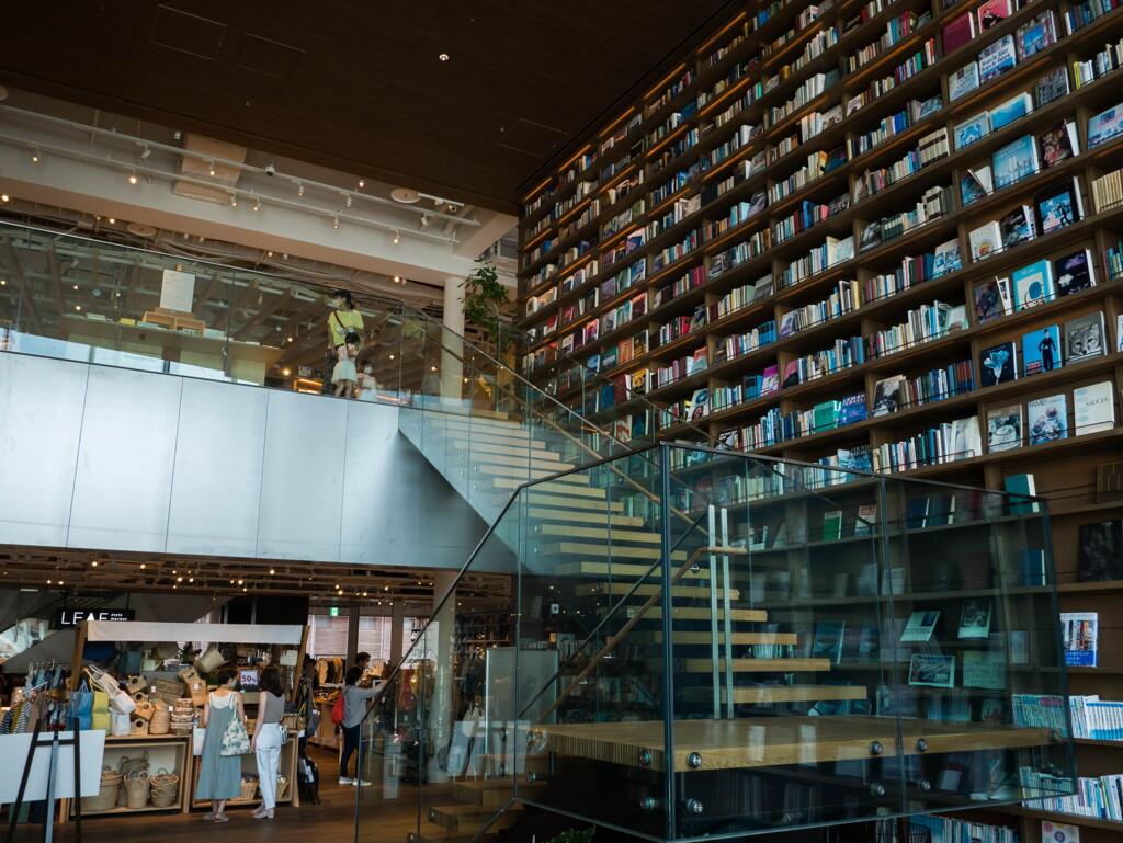 平日みたい‥BIG Bookshelf