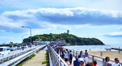 江ノ島大橋・江ノ島弁天橋
