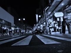 神戸三宮の週末