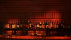 「ウィスキーがお好きでしょ♪」