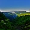 「奈良・吉野の早朝」
