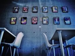 「昼下がりのカフェ」  ~ポストカード・ギャラリー~