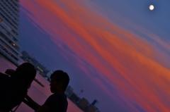 「恋人たちの黄昏」