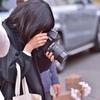 「カメラ女子に乾杯(完敗)!!」