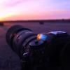 「早朝の仕事」 ~撮影機材とバッテリーのチェックは欠かせません~