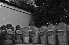 お地蔵様 ~京都嵐山晩秋紀行~