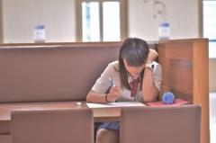 「期末試験」