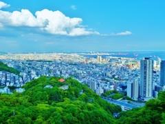 「神戸の街並み」