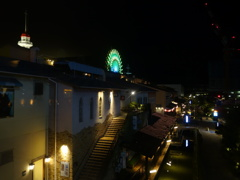 「神戸ハーバーランドの夜」 ~JPEG撮ってだし♪~